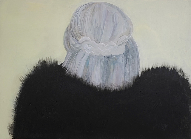 Stay warm / Acrylic on canvas / 65 cm x 89 cm / 2013