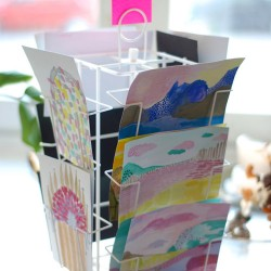 card-stand